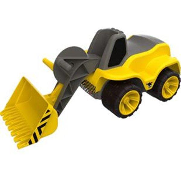 "BIG Spielzeug-Bagger ""BIG Power Worker Maxi Loader"