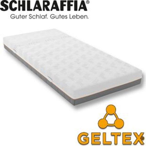 Gelschaummatratze GELTEX Quantum Touch 180 Schlaraffia 18 cm hoch