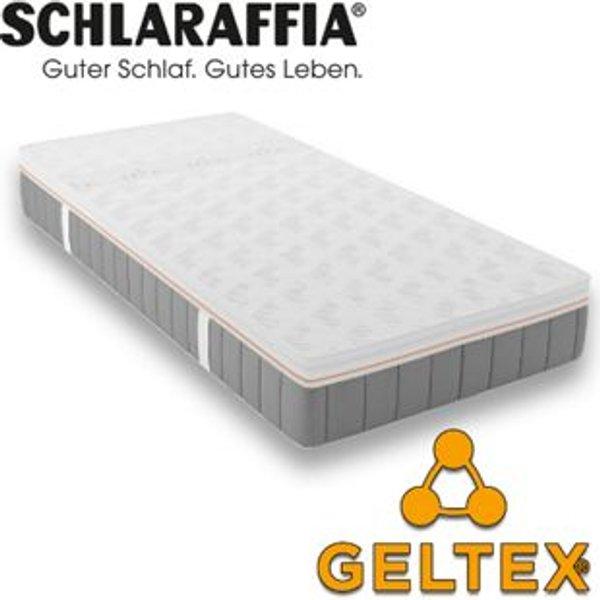 Taschenfederkernmatratze GELTEX Quantum Touch 260 TFK Schlaraffia 26 cm hoch