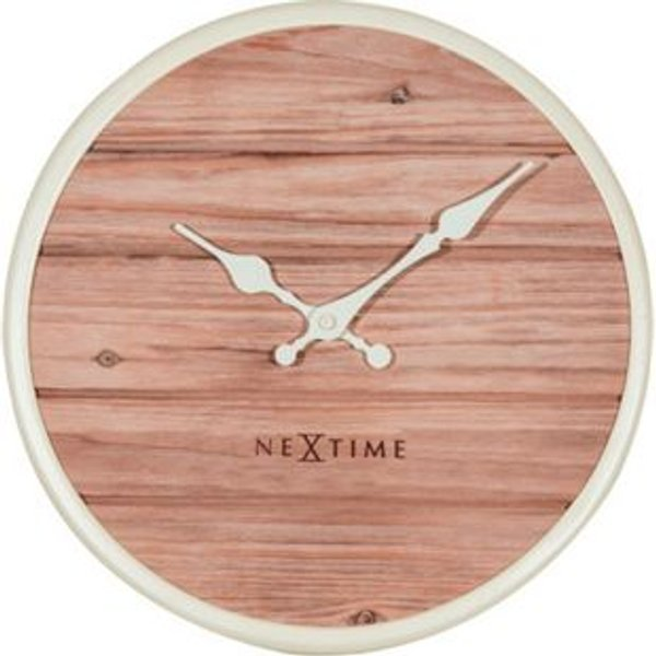 Nextime Plank Holz weiß (Nex015505)
