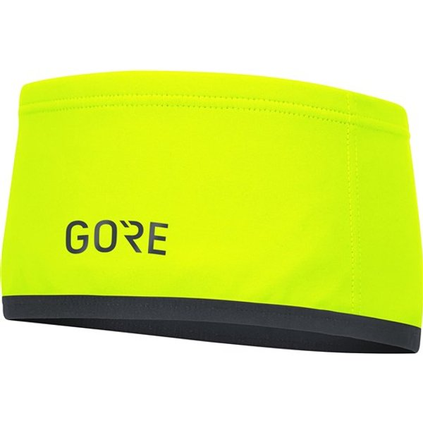 GORE WEAR M WINDSTOPPER Stirnb ( Rot one size One Size,)