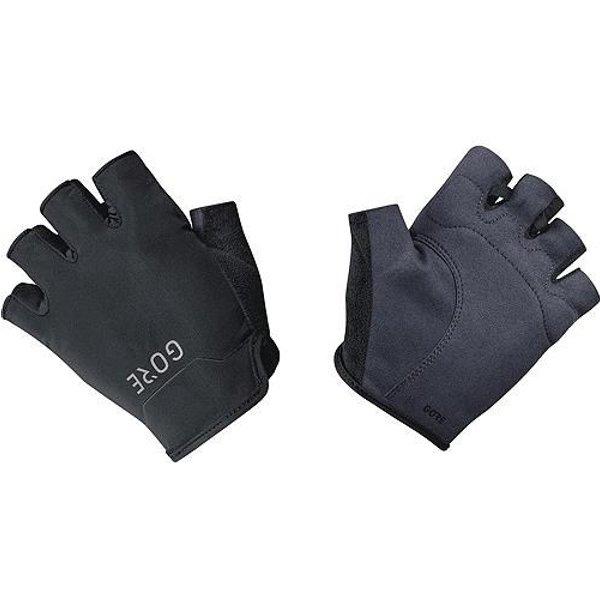 Gore Wear C3 Short Gloves - 8 black   Gloves