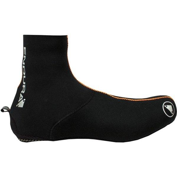 Endura Deluge Zipless Overshoes - S Black | Overshoes