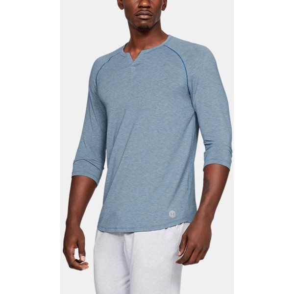 Under Armour -  Athlete Recovery Sleepwear™ Henley-Shirt - 1