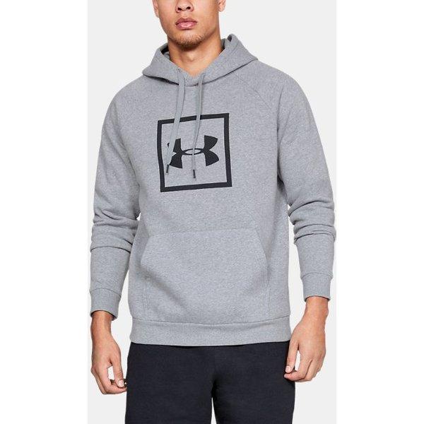 Under Armour -  UA Rival Fleece Logo Hoodie - 1