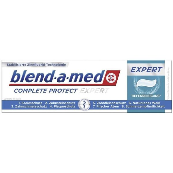 Blend a med Complete Protect Expert 75 ml Zahncreme