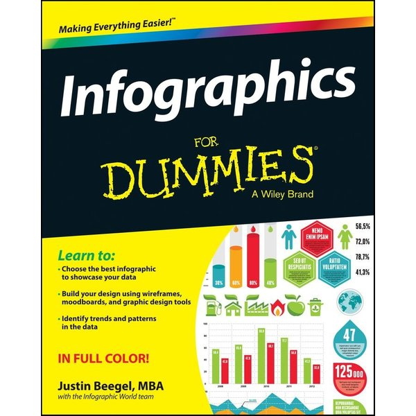 Infographics For Dummies Collectif