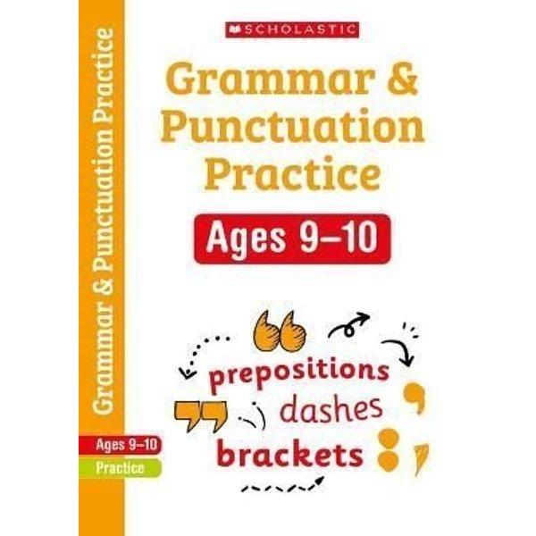 Grammar and Punctuation Year 5 Workbook