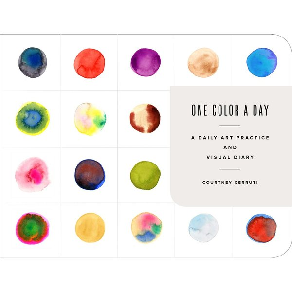 One Color a Day Sketchbook