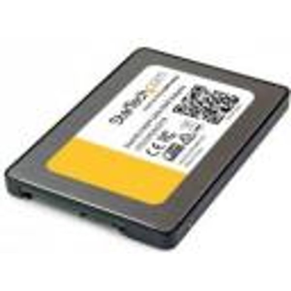 StarTech Dual M.2 Ngff Ssd To 2.5in Sata - Adapter With Raid And Trim