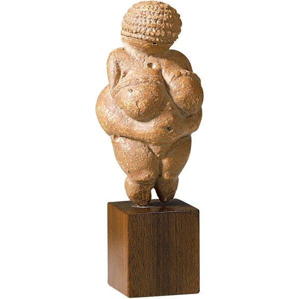 Skulptur 'Venus von Willendorf'