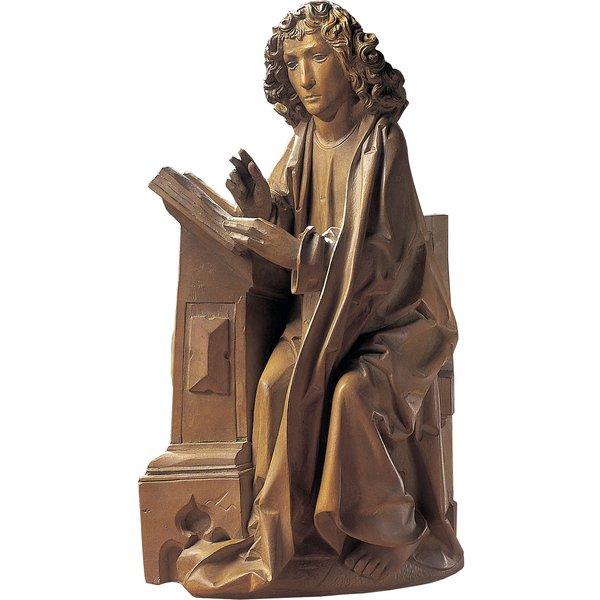 Tilman Riemenschneider: Skulptur 'Evangelist Johannes' (Originalgröße), Kunstguss