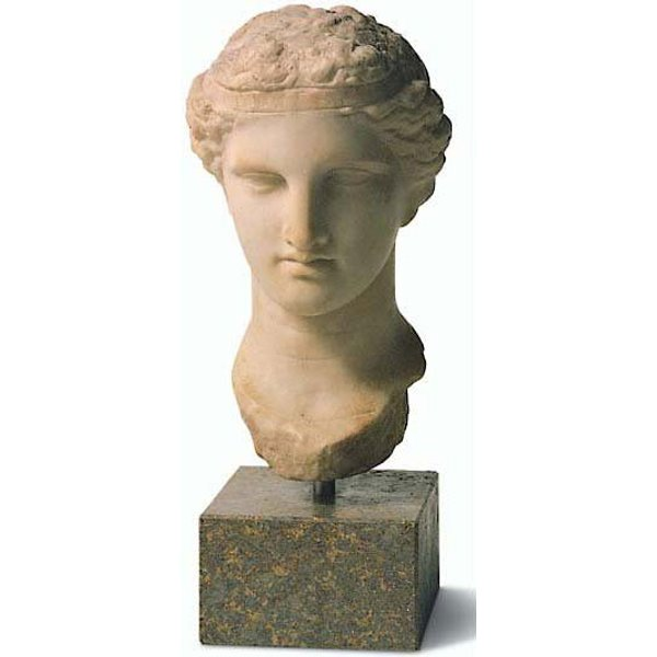 Kopf des Dionysos