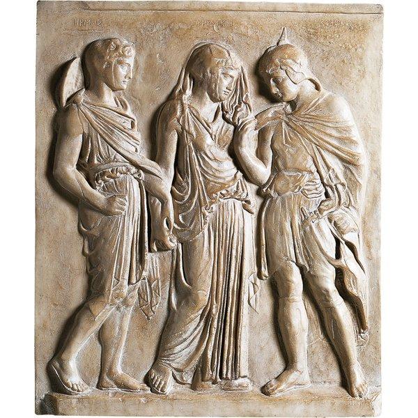 Orpheus - Eurydike - Hermes