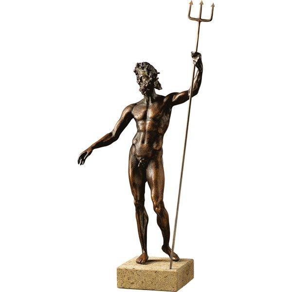 Skulptur 'Poseidon'