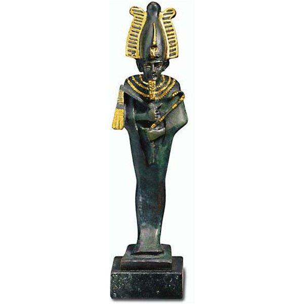 Osiris mit Krone