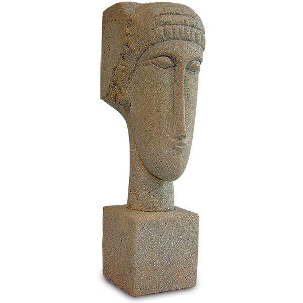 Amedeo Modigliani: 'Tête I', 1911-12