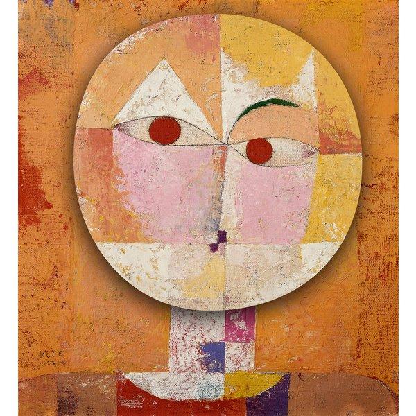 Paul Klee: Bild 'Baldgreis' (1922), Dimension 2