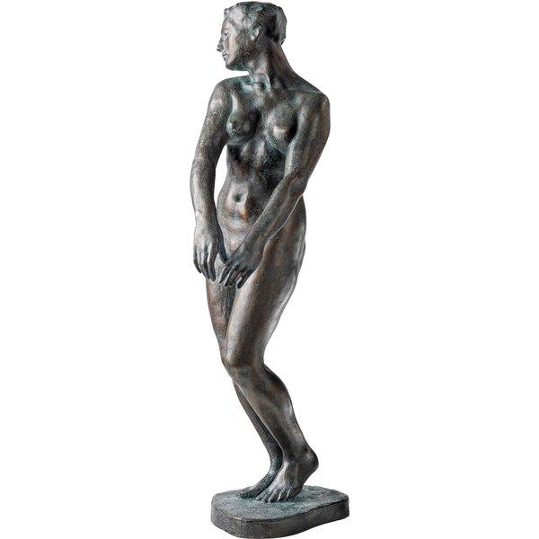 Georg Kolbe: Skulptur 'Junges Weib' (1903/04), Reduktion in Bronze