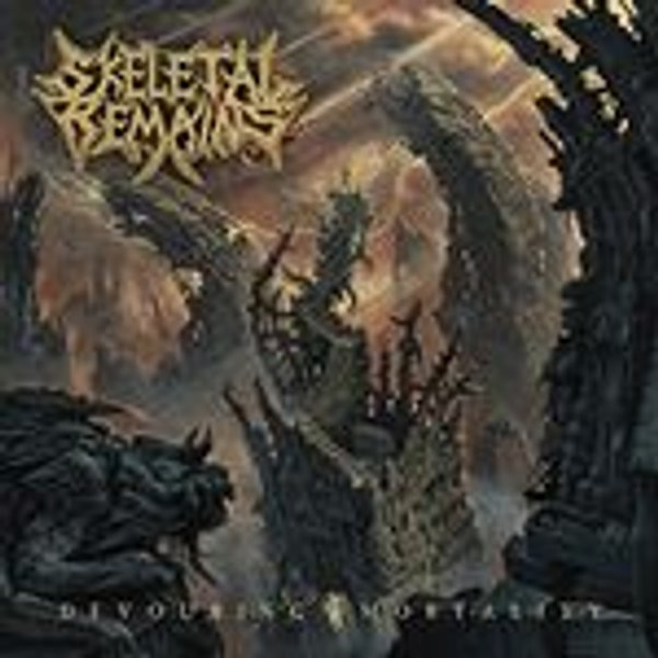 Skeletal Remains - Devouring Mortality (Music CD)