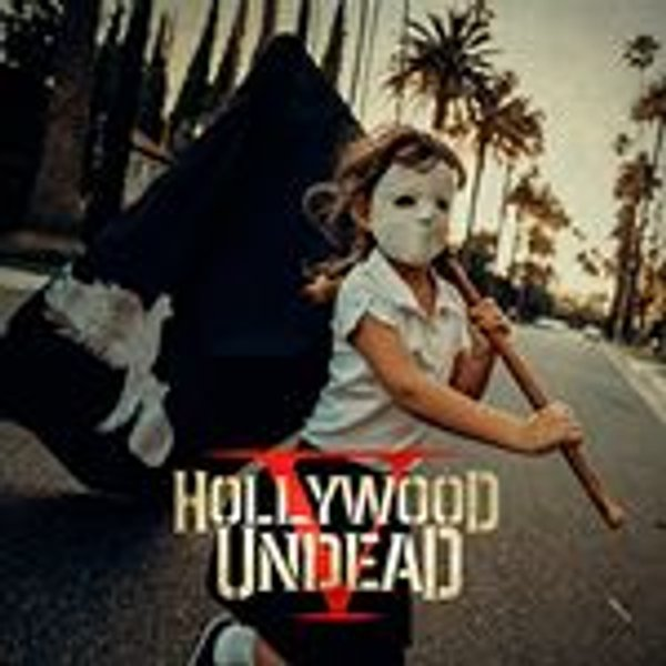Hollywood Undead - Five - CD - standard (T28990)