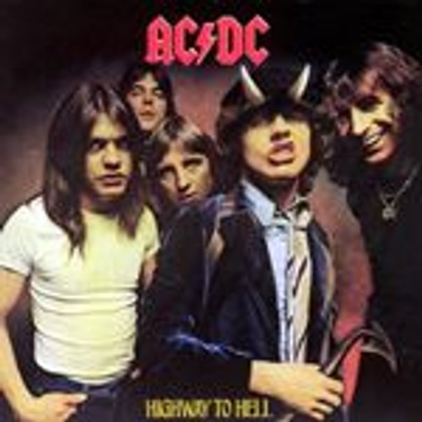 AC/DC - Highway to hell - CD - standard (5107642)