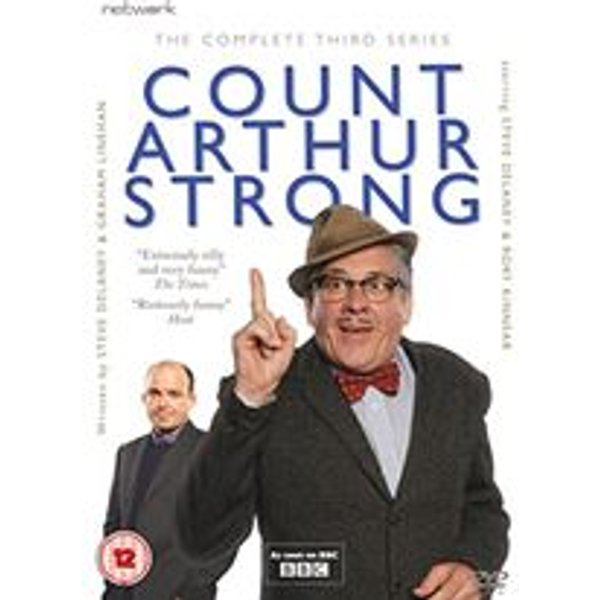 Count arthur strong: the complete third series dvd