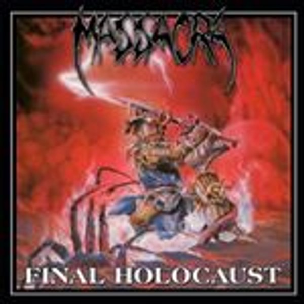 Massacra Final holocaust CD standard (9984062)