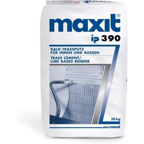 30 kg maxit ip 390 - Kalk-Trassputz - 30kg