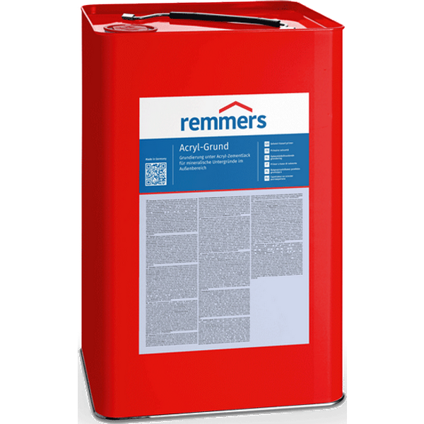 5 ltr Remmers Acryl-Grund - Acrylat-Grundierung