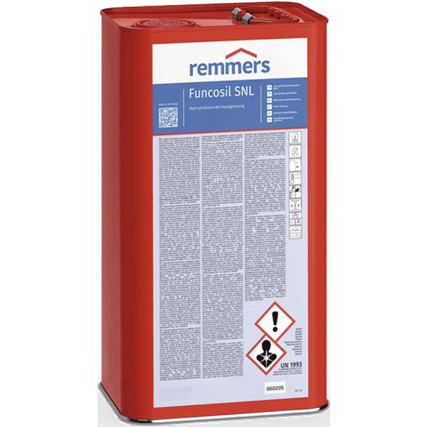 5 ltr Remmers Funcosil SNL farblos - Imprägnierung