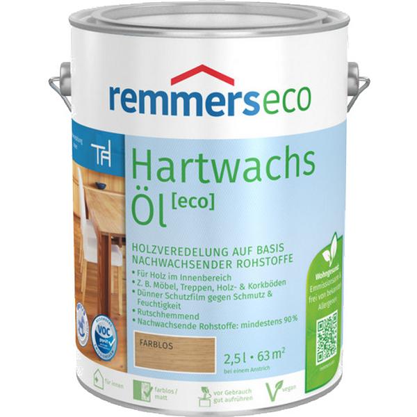 teak (RC-545) 750 ml Remmers Hartwachs-Öl [eco] - teak (RC-545) - 750ml