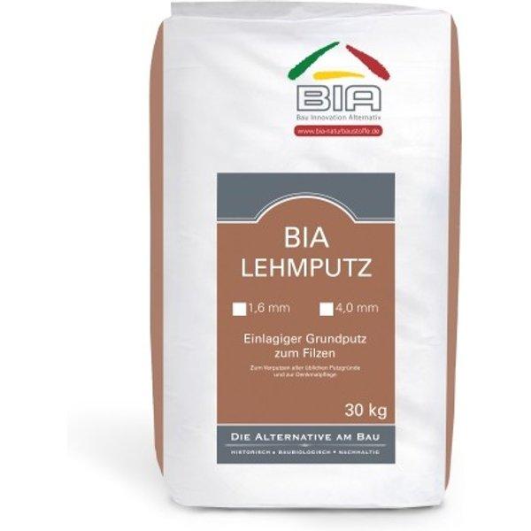 maxit BIA LF 1,6 - Lehmputz 0-1,6 mm - 30kg