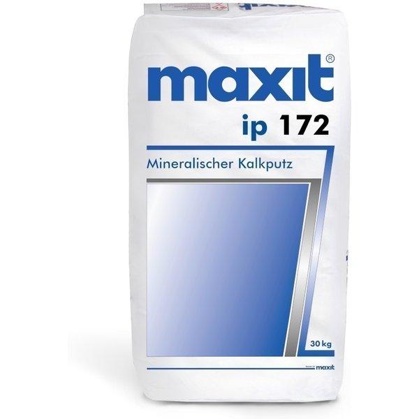 30 kg maxit ip 172 - Kalkputz für Innen und Außen, 30kg