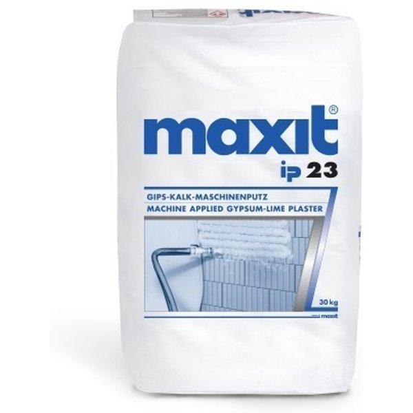 maxit ip 23 - Gips-Kalk-Maschinenputz für Innen - 30kg