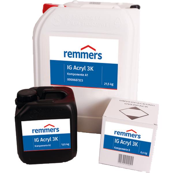 Remmers IG Acryl 3K - Injektionsgel - 22,95kg
