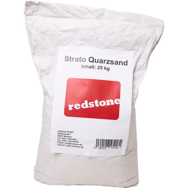 25 kg redstone Strato Quarzsand - 25kg