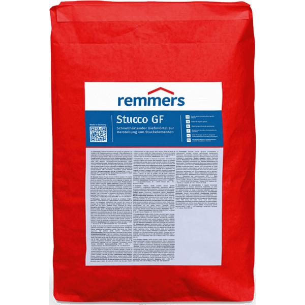 Remmers Stucco GF   Stuckmörtel GF, 25kg - Gießmörtel