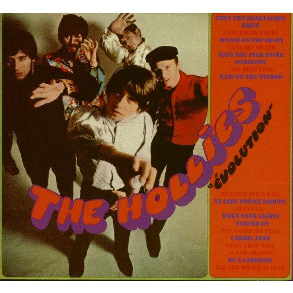 The Hollies - Evolution (CD)