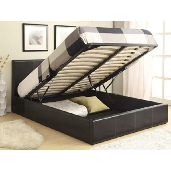 Star Ultimate Abby 4FT Small Double Ottoman Bedstead