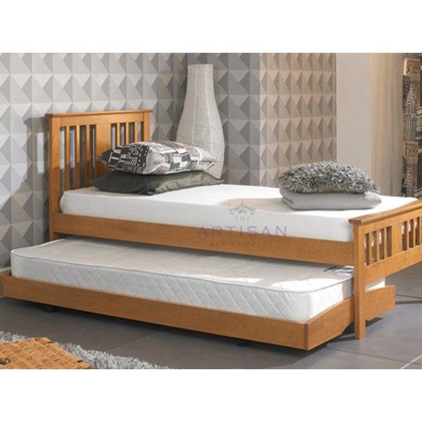 Artisan Standard Wooden Guest Bed