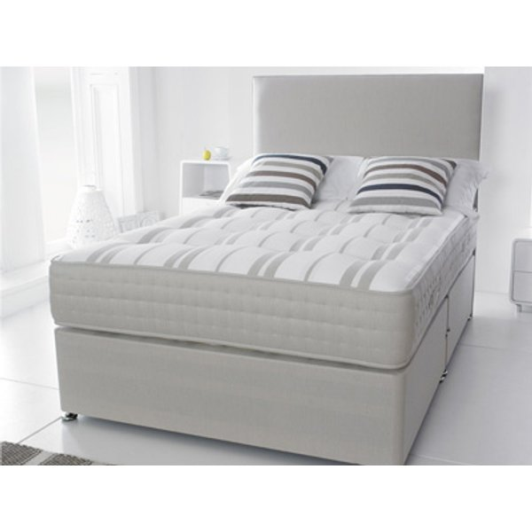 Giltedge Beds Baroness Ortho 1000 4FT 6 Double Divan Bed