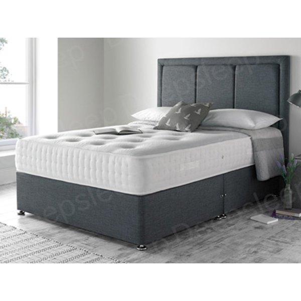 Giltedge Beds Bronze 1500 4FT 6 Double Divan Bed