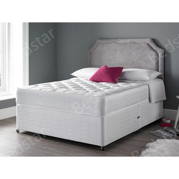 Giltedge Beds Canterbury 4FT 6 Double Divan Bed
