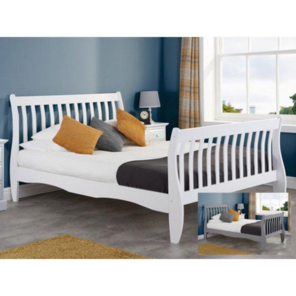 Birlea Belford 4FT Small Double Wooden Bedstead