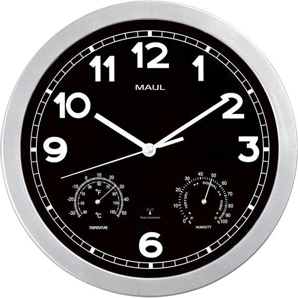 MAULdrive - horloge - 30 cm - noir