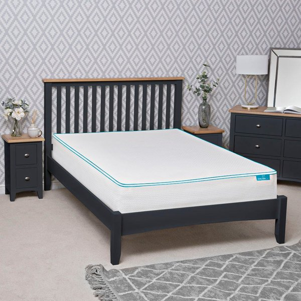 Tranquility Pocket Sprung Memory Firm King Size Mattress