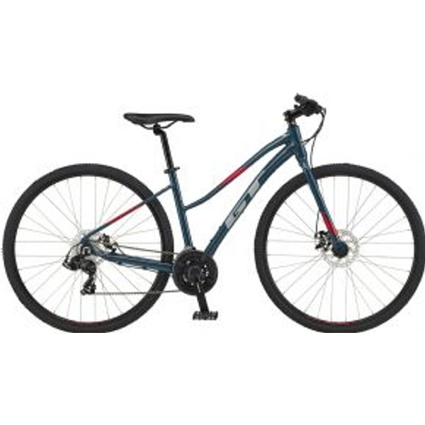 GT Transeo Sport Easy Entry Bike (2020) - Leisure Bikes