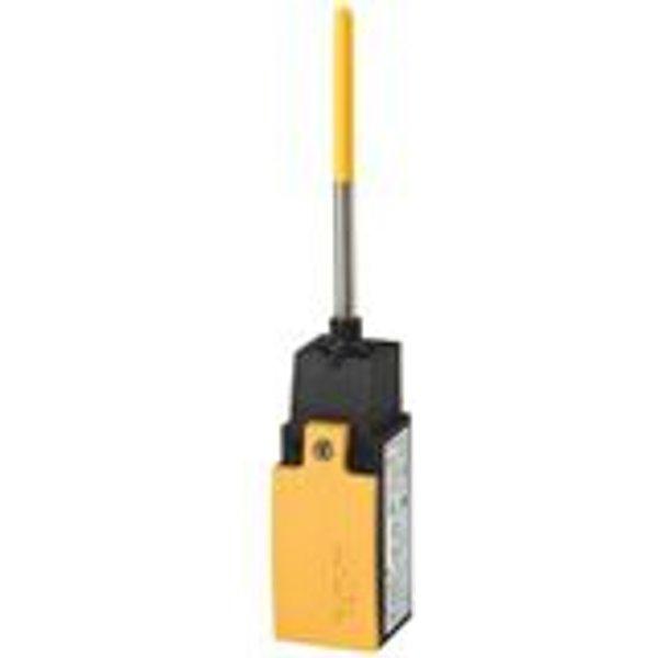 Moeller Einzelpositionsschalter 1S 1Ö Metall Federstab Kabeleinführung metrisch