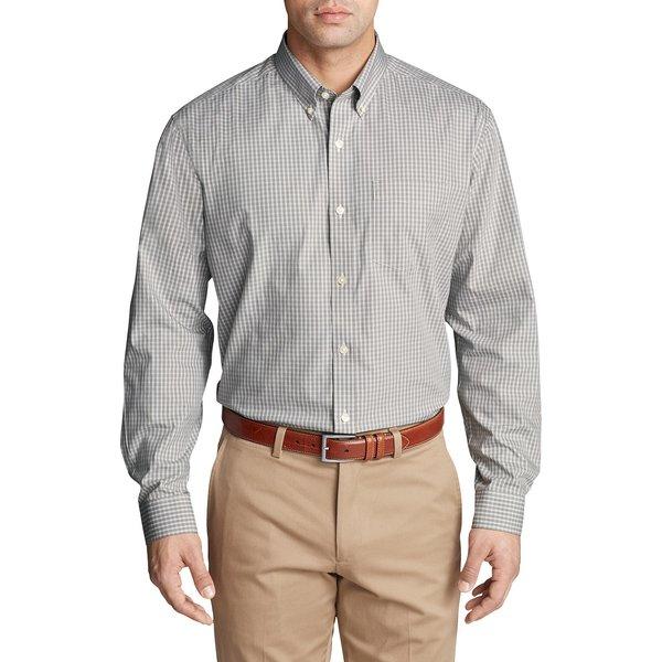 Artikel klicken und genauer betrachten! - Knitterarmes Pinpoint - Oxfordhemd - Langarm - Relaxed Fit - gemustert Herren Grau Gr. M Keine Knitterfalten, kein Bügeln - das sind die Gründe dafür, dass dieses Oxford-Hemd ein absoluter Bestseller ist. Die ComfortCloth Baumwolle ist außerdem atmungsaktiv und feuchtigkeitsableitend und bietet so außergewöhnlichen Komfort den ganzen Tag lang. | im Online Shop kaufen